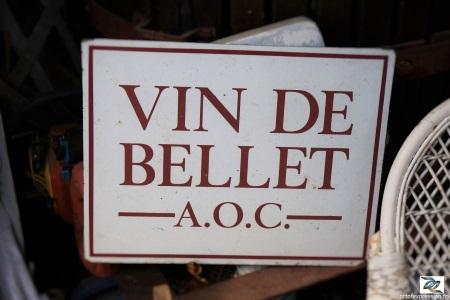 AOC BELLET – Vin de Nice